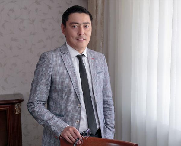 Кугабаев <br>Тленды Жанкозыевич